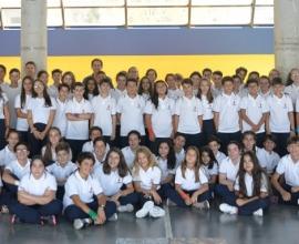 ¡Bienvenidos alumnos de 1º Ciclo Básico!