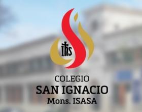El Colegio cambia de nombre: Colegio San Ignacio - Monseñor Isasa