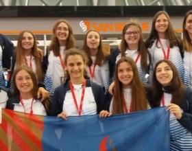 Alumnas en representan a Uruguay en Arequipa