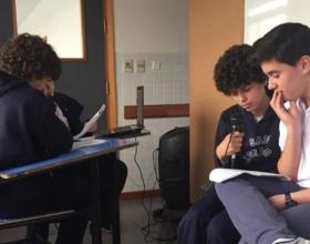 """Radioteatro dentro del proyecto """"Los años locos"""""""