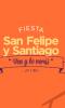 El sábado 6 encontranos en la fiesta Arquidiocesana San Felipe y Santiago.