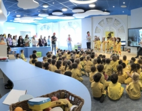Visita a colegios y liceos en Barcelona