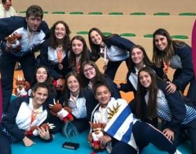 ¡Bronce en Juegos Sudamericanos Escolares 2018!