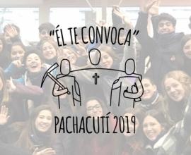 """""""Él te convoca"""" - Pachacutí 2019"""